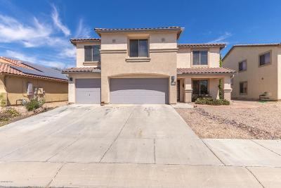 Marana Single Family Home For Sale: 11104 W Denier Drive