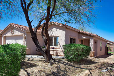 Oro Valley Single Family Home Active Contingent: 582 W Faith Dawn Court