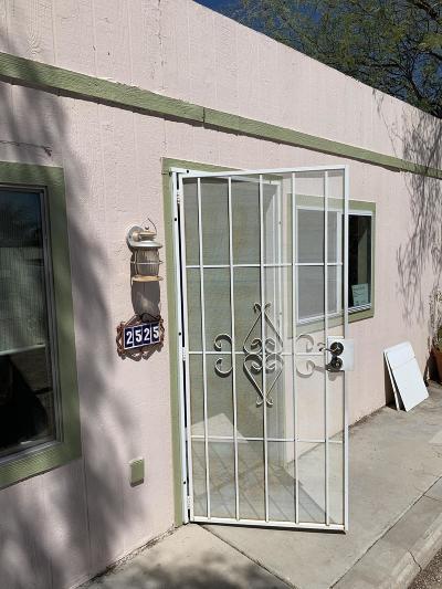 Tucson Single Family Home For Sale: 2525 E Glenn Street
