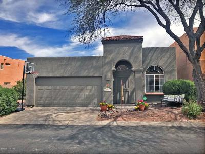 Single Family Home Active Contingent: 6585 E Ghost Flower Drive