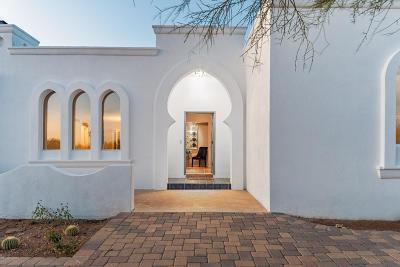 Tucson Single Family Home Active Contingent: 6051 N Camino Esplendora