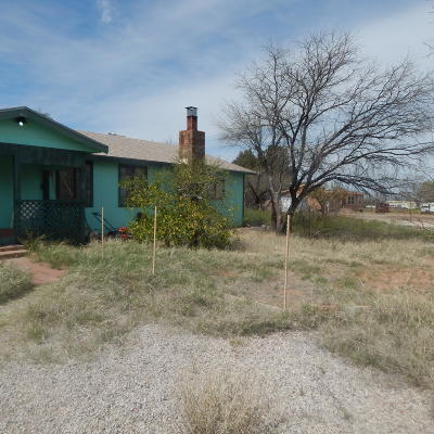 Sahuarita Single Family Home Active Contingent: 16550 S Country Club Road