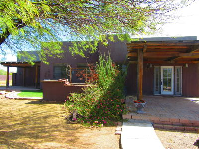 Marana Single Family Home For Sale: 35132 E Enda Street