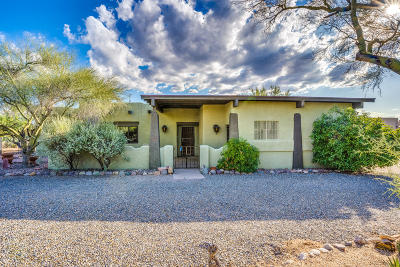 Tucson Single Family Home For Sale: 641 W Harelson Street