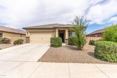 Marana Single Family Home For Sale: 11270 W Folsom Point Drive