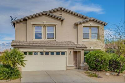 Oro Valley Single Family Home Active Contingent: 12914 N Yellow Orchid Drive
