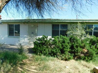 Tucson Single Family Home Active Contingent: 618 W El Caminito Place