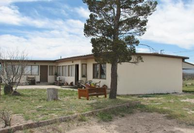 Willcox Single Family Home For Sale: 9959 S Sunray Road