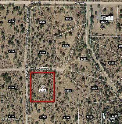 Tucson Residential Lots & Land For Sale: 10920 S Blackfoot Road #186
