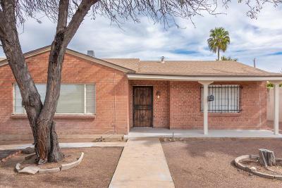Tucson Single Family Home For Sale: 3101 E Waverly Street