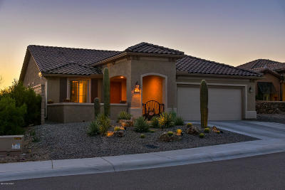 Marana Single Family Home For Sale: 14257 N Lava Falls Trail