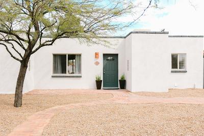 Tucson Single Family Home For Sale: 5633 E Beverly Street