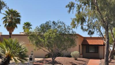 Single Family Home Active Contingent: 7120 E River Canyon Road