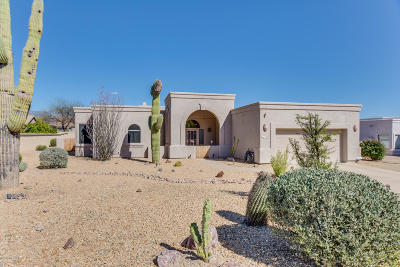 Oro Valley Single Family Home For Sale: 11290 N Meadow Sage Drive