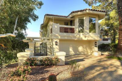 Tucson Townhouse For Sale: 4996 E Calle Brillante