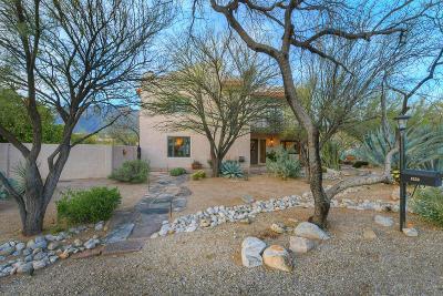 Tucson Single Family Home For Sale: 6239 E Placita Aurelia