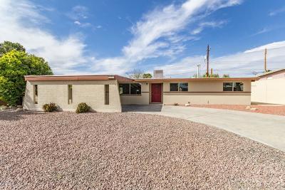 Tucson Single Family Home Active Contingent: 8425 E Hawthorne Street