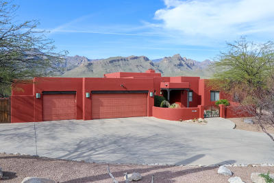 Pima County, Pinal County Single Family Home For Sale: 8501 E Solar Place