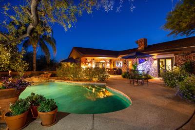 Pima County Single Family Home For Sale: 6113 N Sabino Shadow Lane