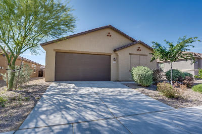 Marana Single Family Home For Sale: 11578 W Foxberry Drive