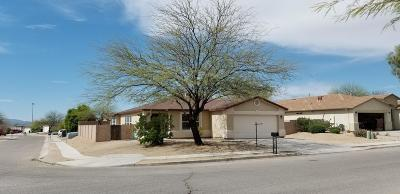 Tucson Single Family Home For Sale: 6087 W Echo Crossing Road