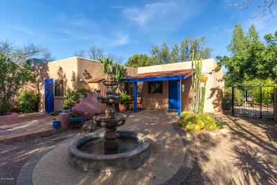 Tucson Single Family Home For Sale: 9350 N Shannon Road