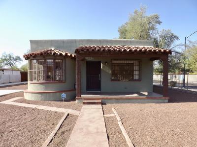 Pima County Single Family Home For Sale: 1304 E Linden Street