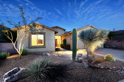 Oro Valley Single Family Home Active Contingent: 11628 N Sage Brook Road