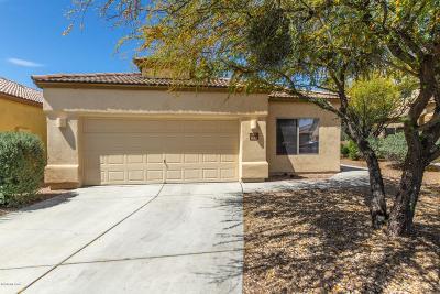 Tucson, Oro Valley, Marana, Sahuarita, Vail Single Family Home Active Contingent: 1682 S San Marcos Place