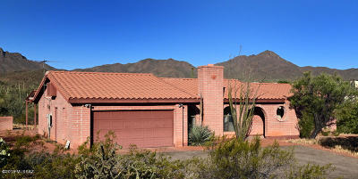 Tucson Single Family Home For Sale: 4275 N Gerhart Road