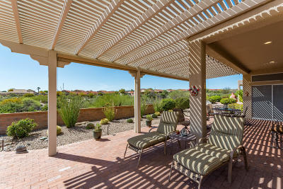 Oro Valley Single Family Home Active Contingent: 13895 N Embassy Drive
