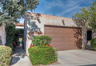 Tucson Single Family Home Active Contingent: 1961 E Campbell Terrace