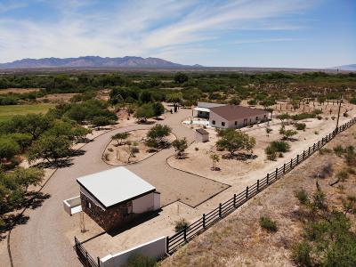 Cochise County Single Family Home For Sale: 3102 Az-80