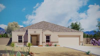 Marana Single Family Home For Sale: 8843 W Blakebrook Road