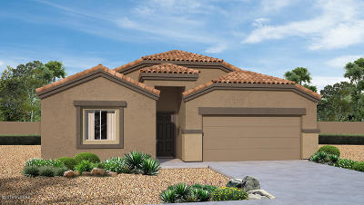 Marana Single Family Home For Sale: 9397 W Gambel Oak Lane