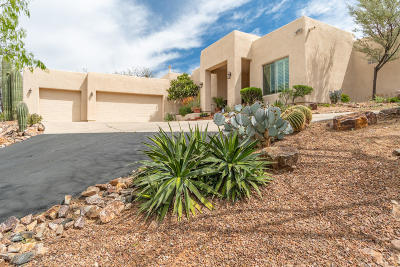 Tucson Single Family Home For Sale: 11570 N Copperbelle Place