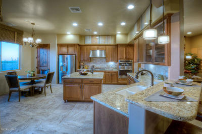 Marana Single Family Home For Sale: 14411 N Desert Bloom Drive