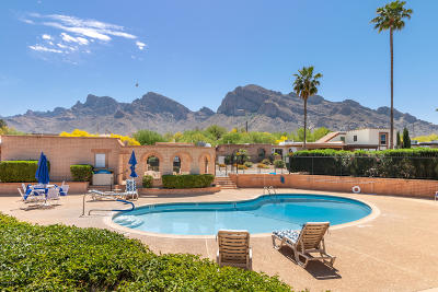Tucson Townhouse For Sale: 10 W Oro Place