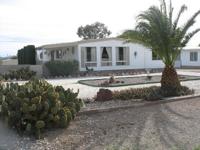 Tucson AZ Mobile Home For Sale: $189,900