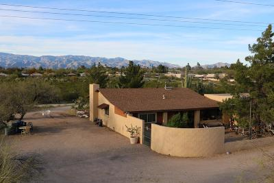 Tucson Single Family Home For Sale: 3800 S Harrison Road