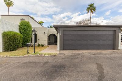 Pima County Townhouse For Sale: 2066 N Calle De Vida