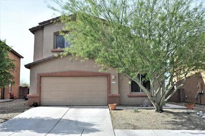 Tucson Single Family Home Active Contingent: 3651 W Goshen Drive