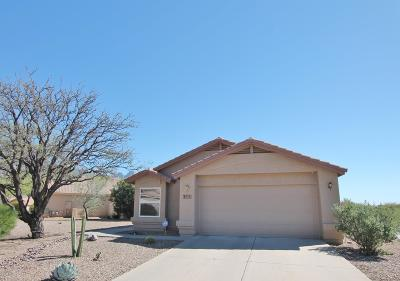 Oro Valley Single Family Home Active Contingent: 13323 N Wide View Drive