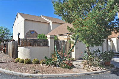 Tucson Single Family Home Active Contingent: 3049 W Avior Drive