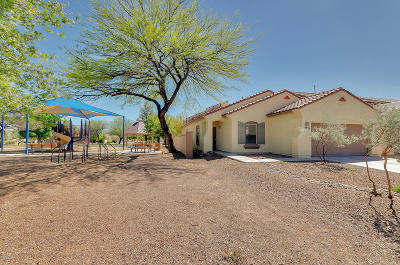 Sahuarita Single Family Home Active Contingent: 43 W Calle Sauco