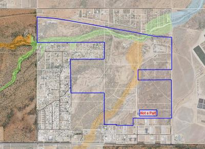 Cochise County Residential Lots & Land For Sale: 300 N Ten Pond Place