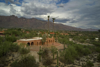 Tucson Single Family Home For Sale: 6101 N Piedra Seca