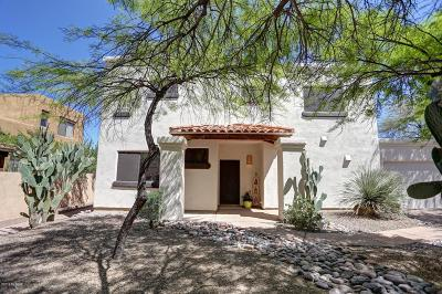 Pima County Single Family Home Active Contingent: 4226 N Rillito Creek Place