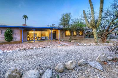 Tucson Single Family Home For Sale: 681 W Giaconda Way
