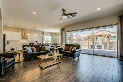 Single Family Home For Sale: 2300 W Capricorn Street